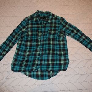 Hurley Woman's Button Down Shirt